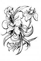 Floreal - Tatuaggi floreali
