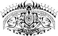 Maori - Tatuaggi Maori