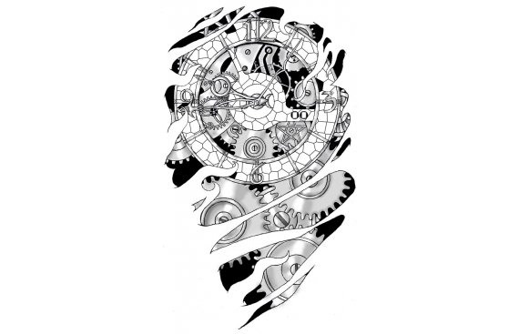 Mechanical - Tatuaggi