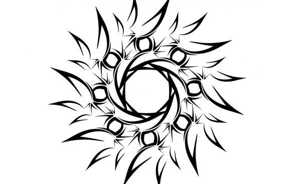 Moon-Star-Sun - Tatuaggi con stelle e astri