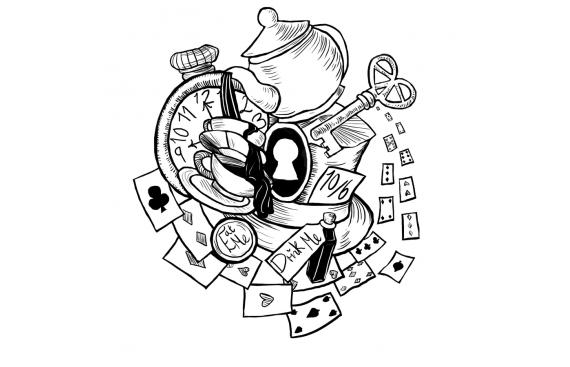 Cartoons - Tatuaggi cartoni animati