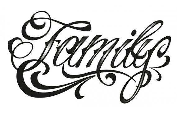 Family - Tatuaggi famiglia