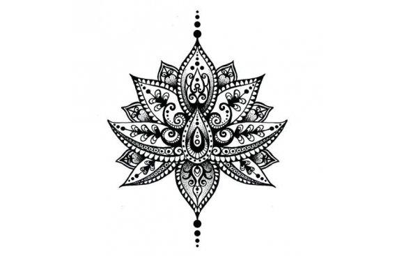 Mandala - Tatuaggi Mandala