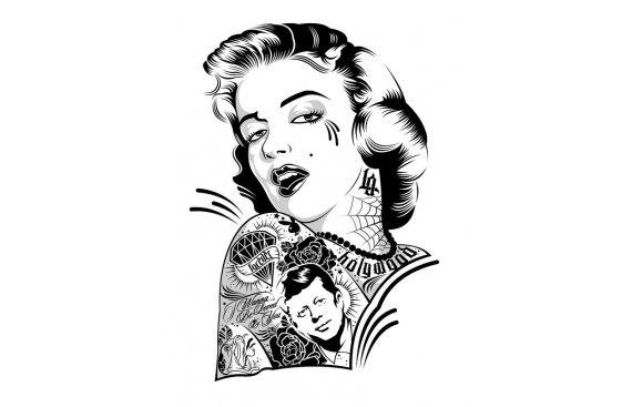 Portraits - Tatuaggi con ritratti