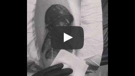 Mussolini Tattoo